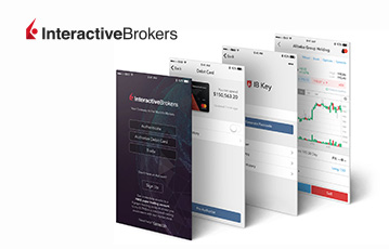 Interactive Brokers Review App Layout